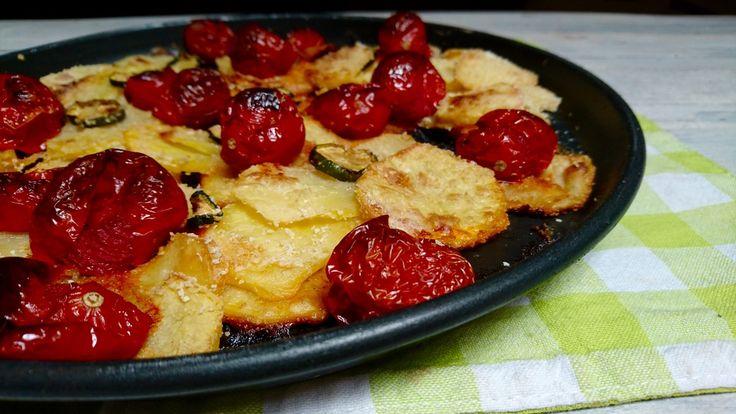 verdure+croccanti+in+piatto+crisp