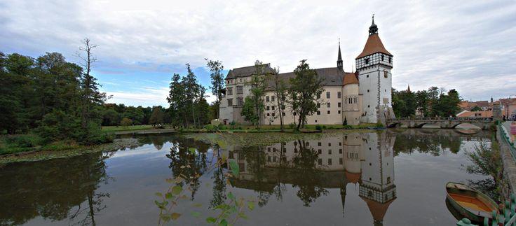 zamek/castle Blatna