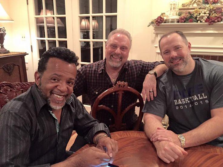 With Bishop Carlton Pearson and Pastor DE Paulk