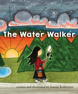 Water Walker - Joanne Robertson