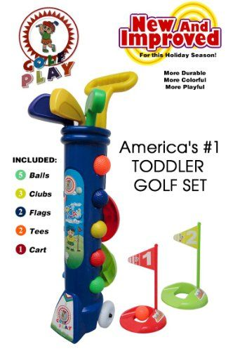 Children's Toddler Golf Set at http://suliaszone.com/childrens-toddler-golf-set/ # You might also like to see board Golf Clubs For Kids, go to http://pinterest.com/sulias/golf-clubs-for-kids/