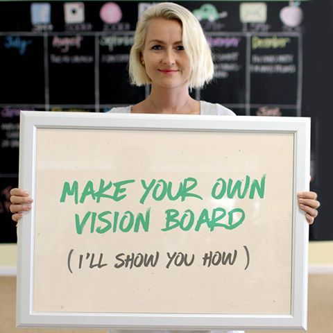 Have all your questions answered and create your very own vision board with Laurentine in this inspiring how-to video.