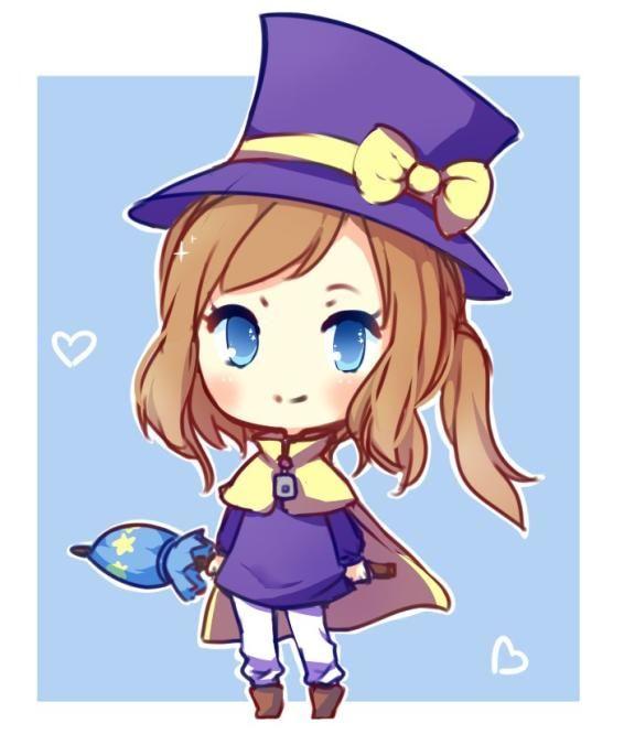 Dyhpblyvwaaeopj Jpg Large 566 676 A Hat In Time Cute Anime Chibi Anime Chibi