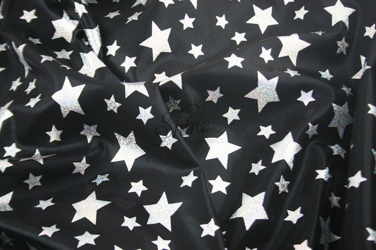 Stars Hologram Fog Finish  $35.00 per meter