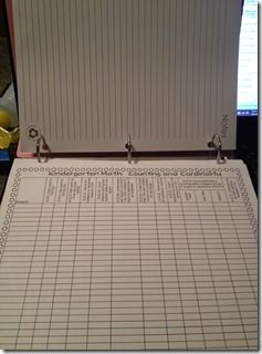 How to keep track of the Standards and Data. Easy all in one place!