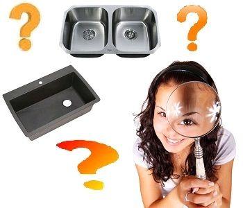 how to buy a kitchen sink | Shim Sham Kitchen | #kitchenBlog