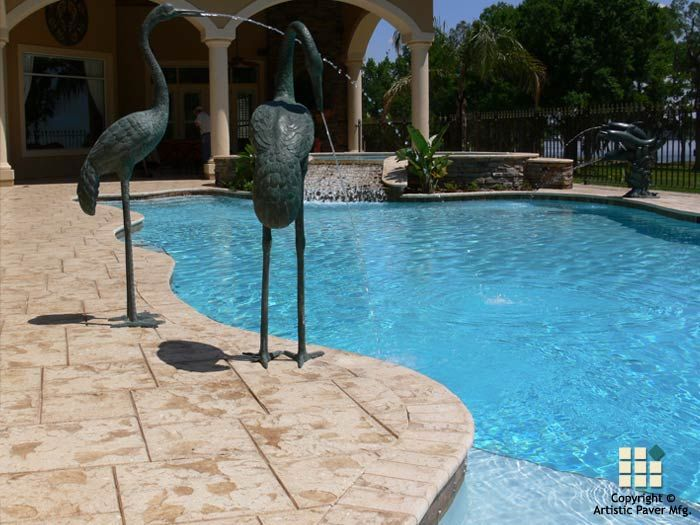 Artistic Pavers Photo Gallery Of Pool Decks, Driveways, Patios, And  Interlocking Pavers
