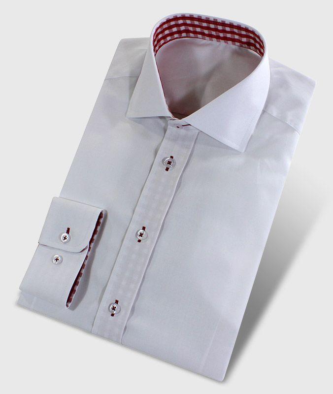 Weißes Hemd Beerdigung