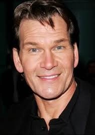 patrick swayze... well when I get to the other side I will...