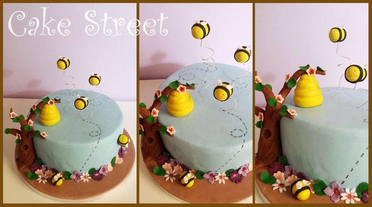 Bee Cake!