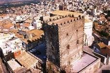 The castle atop Motta Sant'anastasia. Been there, been inside of it