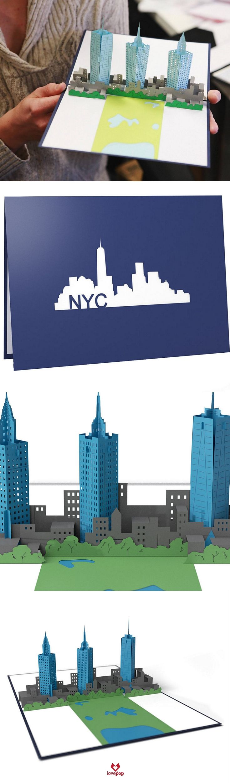 Our NYC skyline card was created specially for Shark Tank's Barbara. Send it to your favorite New Yorker and celebrate all that you love about the Big Apple!