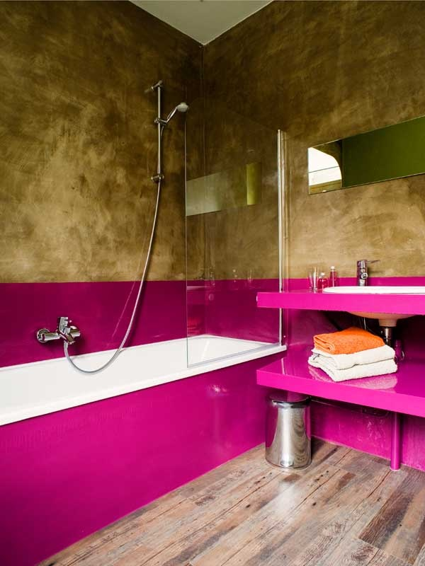 1000 ideas about funky bathroom on pinterest bath room for Funky bathroom designs