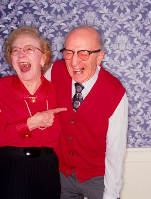 """""""We don't stop laughing because we grow old; We grow old because we stop laughing"""" - Michael Pritchard"""