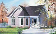 Plan de maison no. W4105 de dessinsdrummond.com
