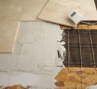 22 Best Underfloor Heating Images On Pinterest Floors Flooring And Underfloor Heating
