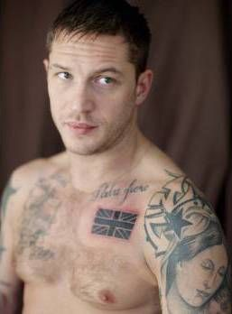 A Guide to Tom Hardy's Tats