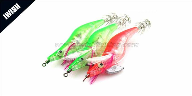 Led Light Electronic Squid Jig