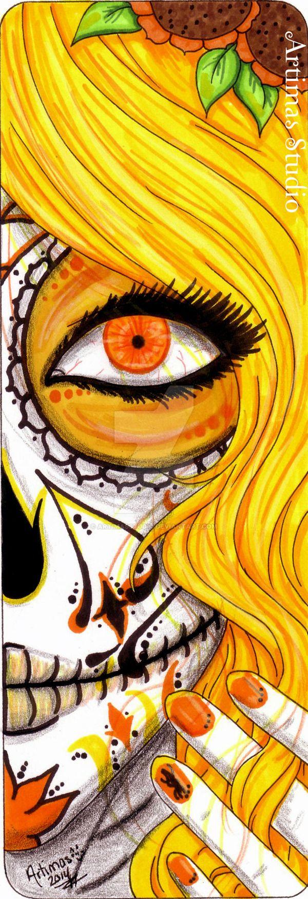 Yellow Death 1.5 by ArtimasStudio.deviantart.com on @DeviantArt