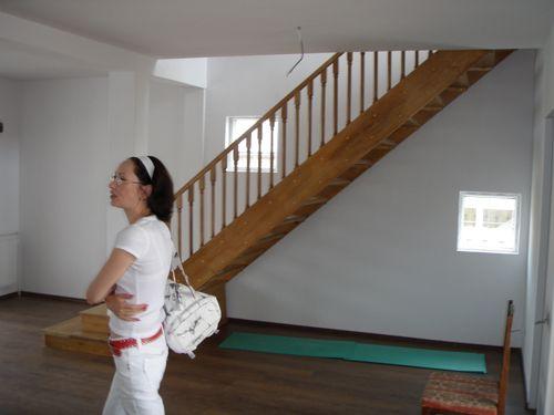Interioare case din lemn