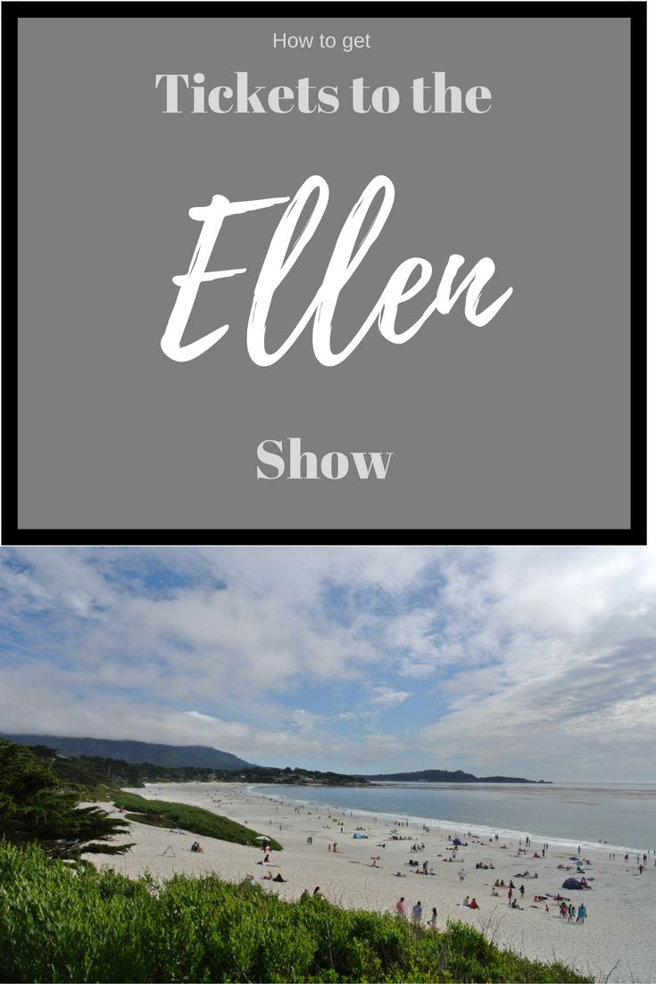 How to get tickets to the Ellen Degeneres show in Burbank, California. Based on our visit in December 2016.   We provide additional tips and tricks beyond the normal sites. We want you to get the best seats, and have a great experience!  Good luck everybody!