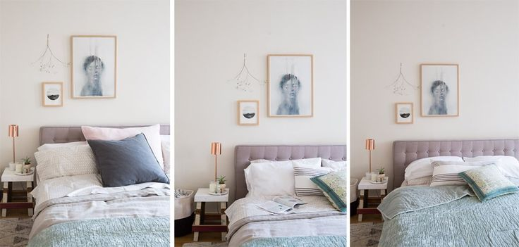 My Bedroom Redux By Pine Cone Hill and Dash & Albert - decor8