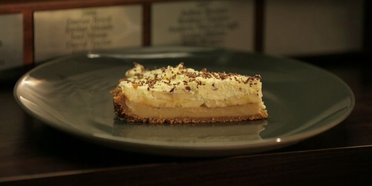 Banoffee Pie in the Thermomix