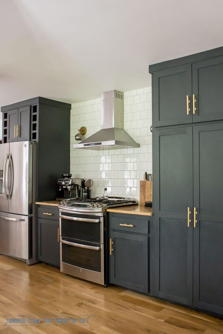 Kitchen updates including how we use love open - Decoraciones para cocinas ...