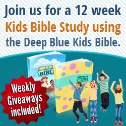 FREE Kids Bible Study from Christian Stay at Home Moms
