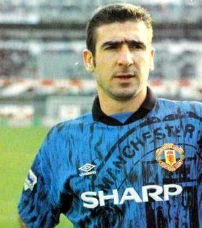 Eric Cantona MUFC 1992