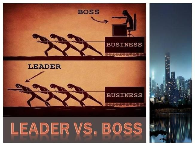 Leader vs. Boss - http://www.westhillconsulting-career.com/ Hear people saying that a leader can always be a boss but not every boss can be a leader? Although leaders and bosses have nearly identical definitions, in effect, they are different in today's competitive world.
