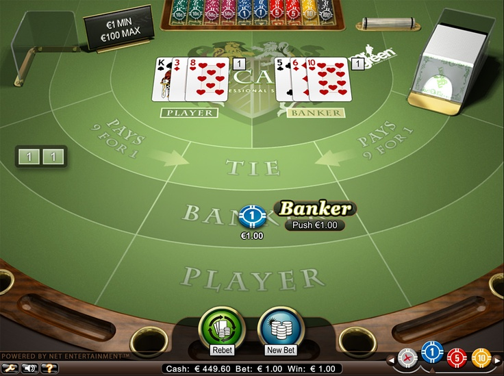 Baccarat is a popular table games that can be found on casinos worldwide, both land based and online.