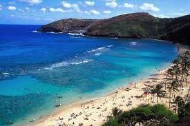 Kailua Kona beaches in Hawaii