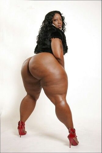 Thighs with thick black girls