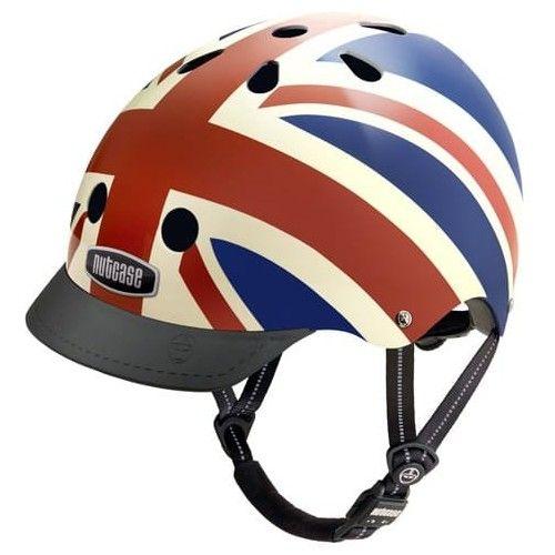 Turtle GEN3 Street Nutcase hjelm #CykelhjelmMedBritiskFlag #Britisk #Cykelhjelm #Nutcase #BilligCykelhjelm #eHjelm