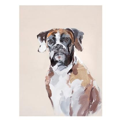 BOXER WALL DECOR