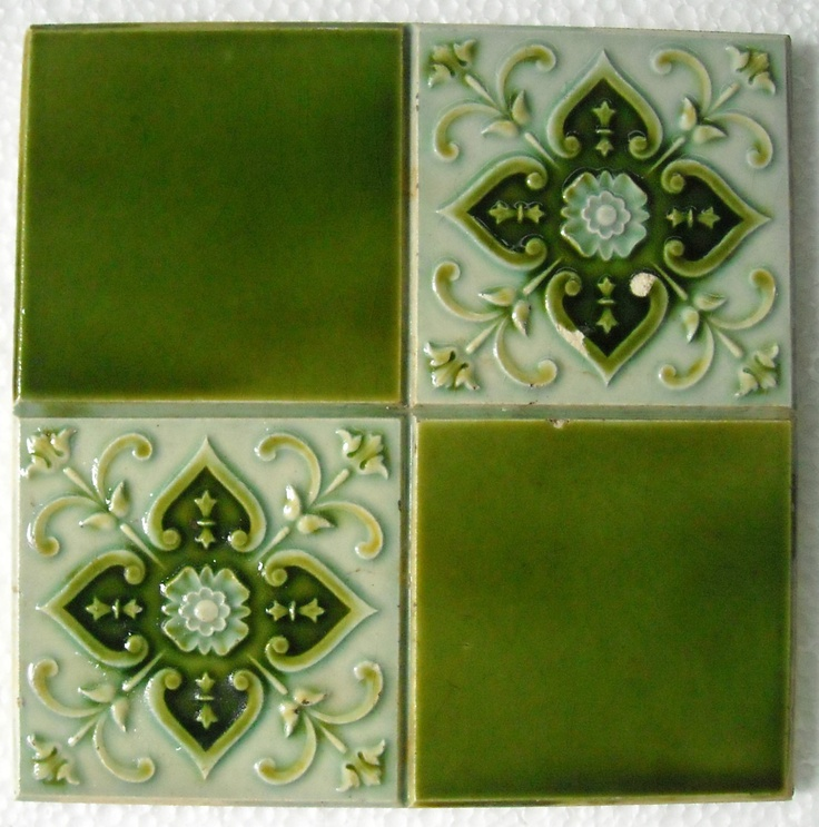 Use handmade tiles from the late 1800's to keep the charm of the ...