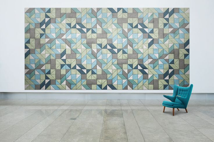 BAUX shares how they make their environmentally-friendly acoustic wall tiles and panels, which are good for sound absorption and geometric wall patterns.