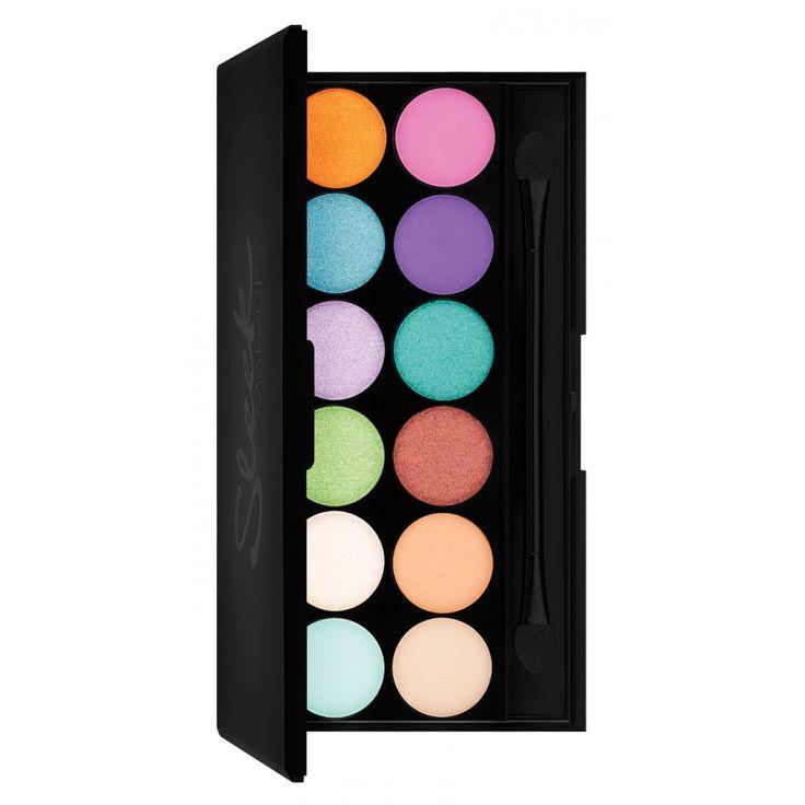 Paleta farduri Sleek Snapshots doar pe http://www.makeup-shop.ro
