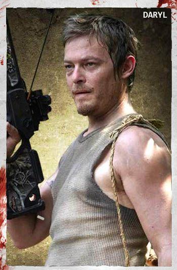 As far as I'm concerned they should change the name of the show from Walking Dead to Daryl and the expendable people.