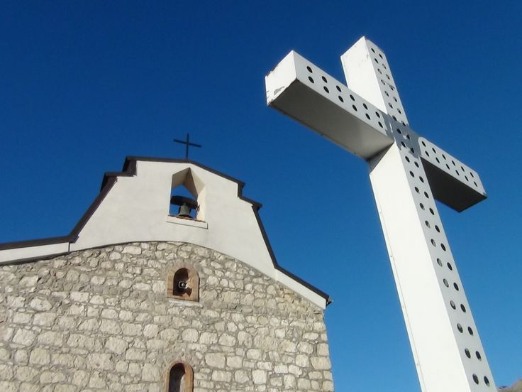 Santuario del SS. Crocifisso a San Pietro al Tanagro (SA)