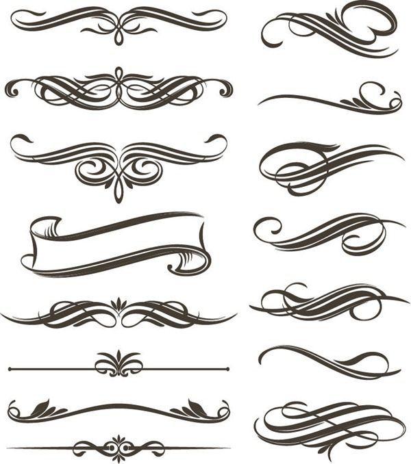 simple filigree designs - Google Search