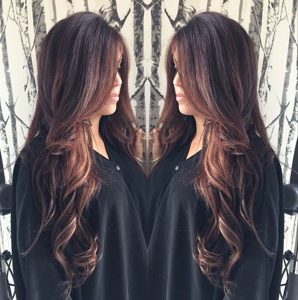 Loving every inch of these Donna Bella Hair extensions by Jade Pellini <3