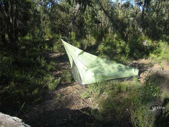 pilgrim tent ultra-leichtes Zelt