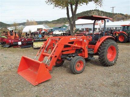 USED Kubota M5640.  Call for availability.  Southwest Ag 800-218-2347