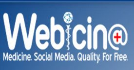 WEBICINA - Social Media resources in medicine and healthcare.  A dynamic aggregator for your website. Help you reach your audience via social media. #socialMedia #health #healthcare #webicina #videos