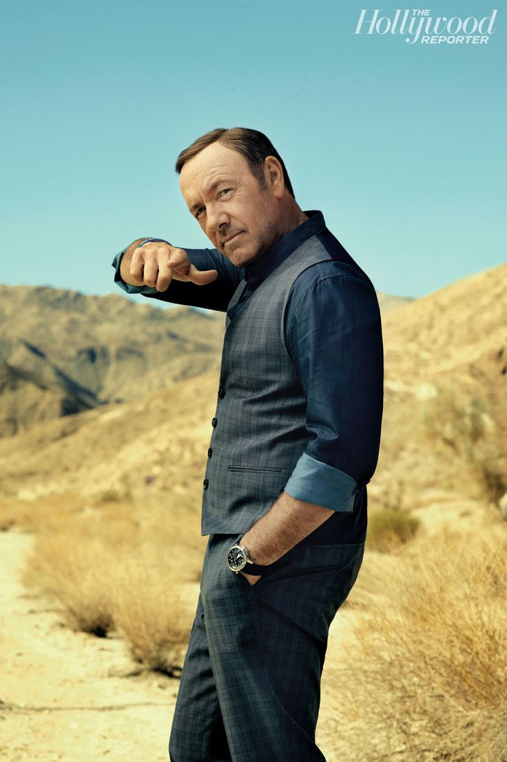 Exclusive Portraits of Kevin Spacey (Photos)