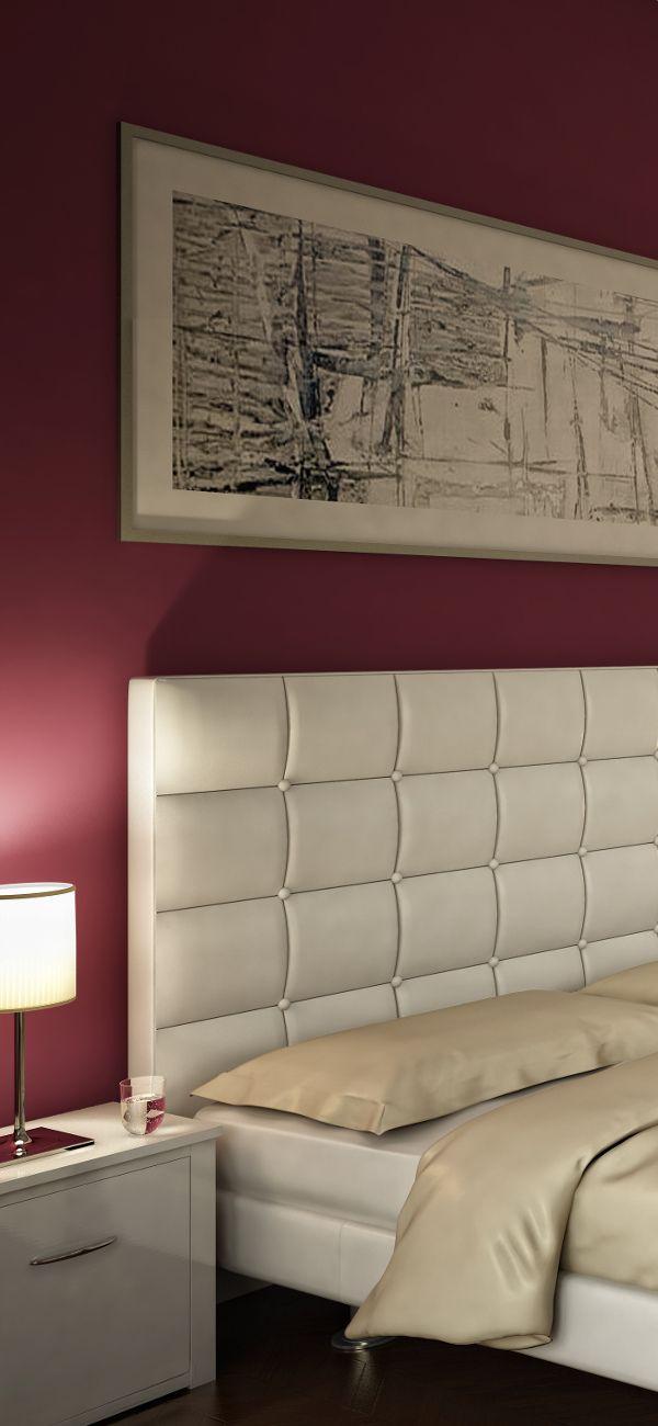 Elegant und modern - im näheren Auschnitt.   #Schlafzimmer #Fertighaus #BienZenker #Haus