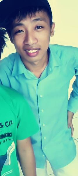 tetap tersenyum meski dlm masalah :D