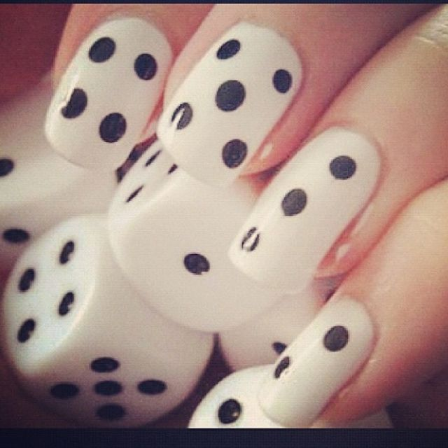 Dice!.(:  Love this for game night or a trip to Vegas.